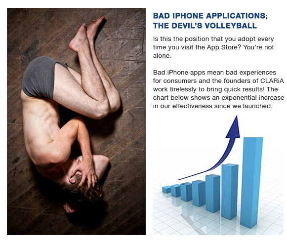 Bad iphone apps